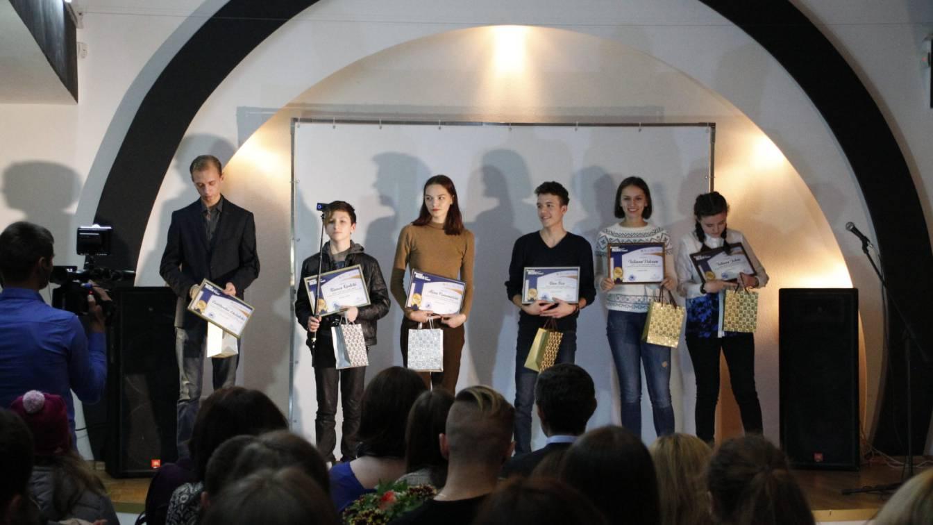 gala premiilor media pentru tineri