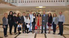 stagii în Parlamentul Republicii Moldova