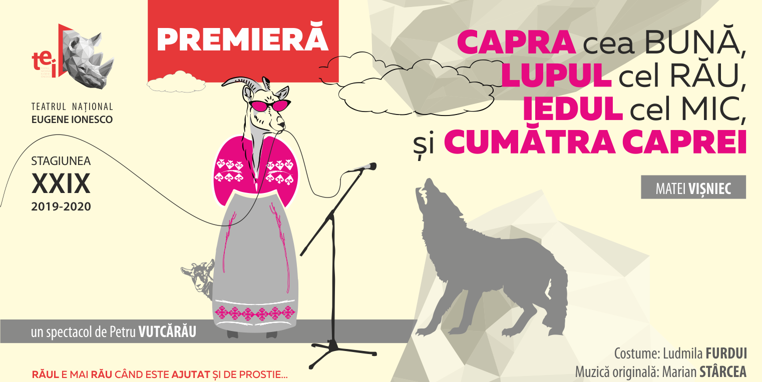 Spectacol Chișinău
