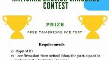 Concurs pentru tineri