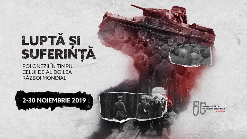 expoziția lupta polonezilor la muzeul de istorie