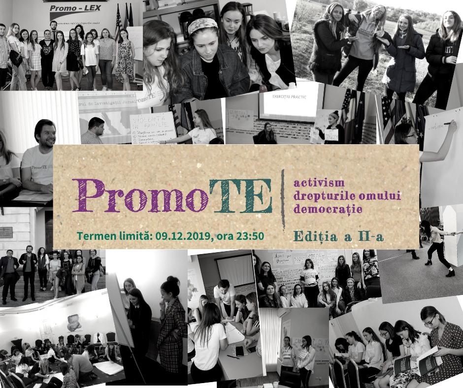 programul promote lansat de promolex