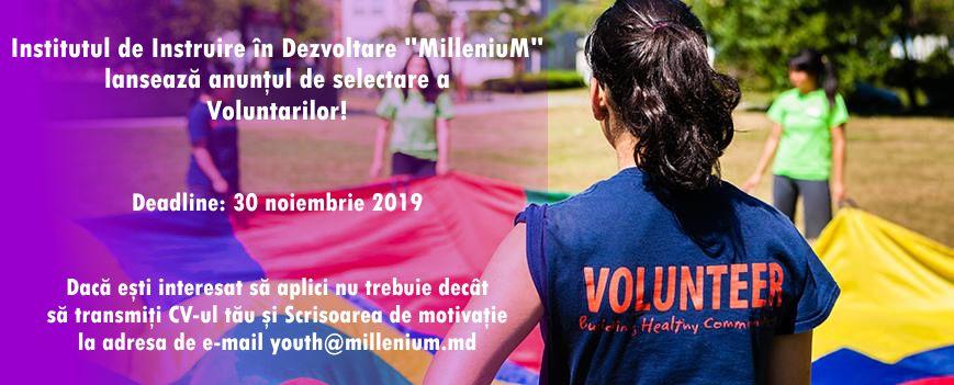 voluntari millenium erasmus info centru