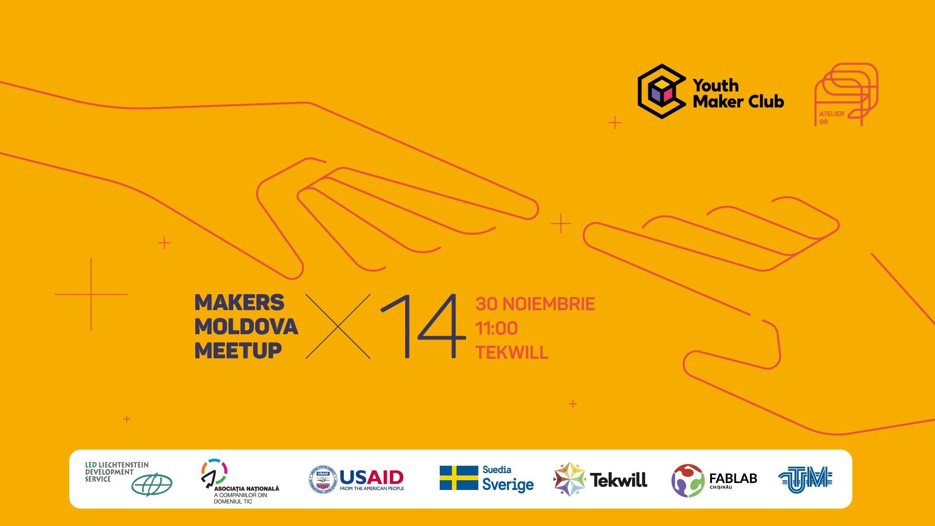 eveniment pentru studenti youth maker club