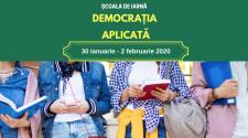educatie non formală democratia aplicata crjm