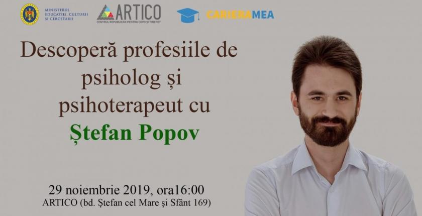 Eveniment gratuit pentru tineri, eveniment public în Chișinău, curs