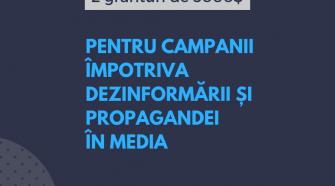 concurs de granturi cji media