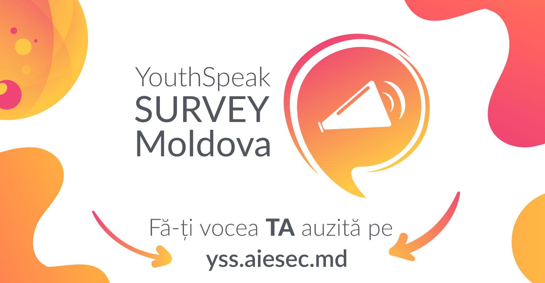 youth speak survey moldova tineri