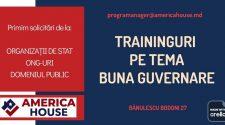 Training-uri pentru tineri