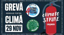 greva mondială pentru climă
