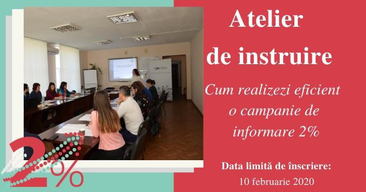 Atelier de instruire pentru tineri