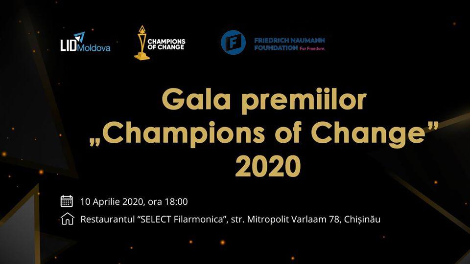 concurs pentru tineri champions of change