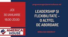 training pentru tineri america house