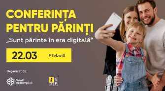 conferință despre era digitală