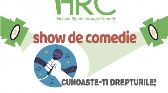 show-ul de comedie