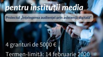 concurs de granturi mici cji jurnalism