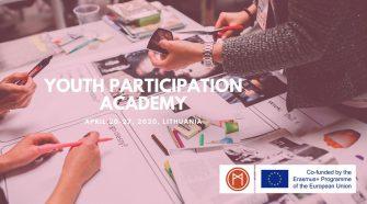 youth participation academy lucratori de tineret lituania