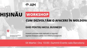 eveniment pentru antreprenori