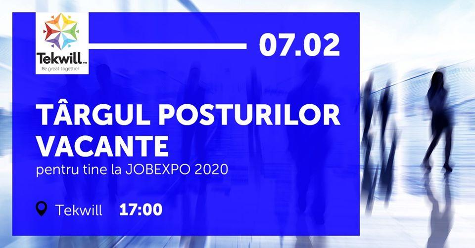 jobexpo 2020 job security