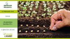 grădină ecologică training