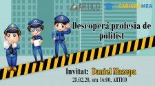 polițist cariera mea artico