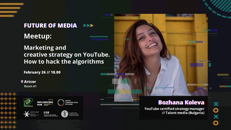 meetup youtube discutie