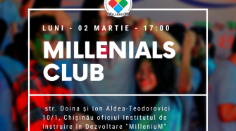 millenials club
