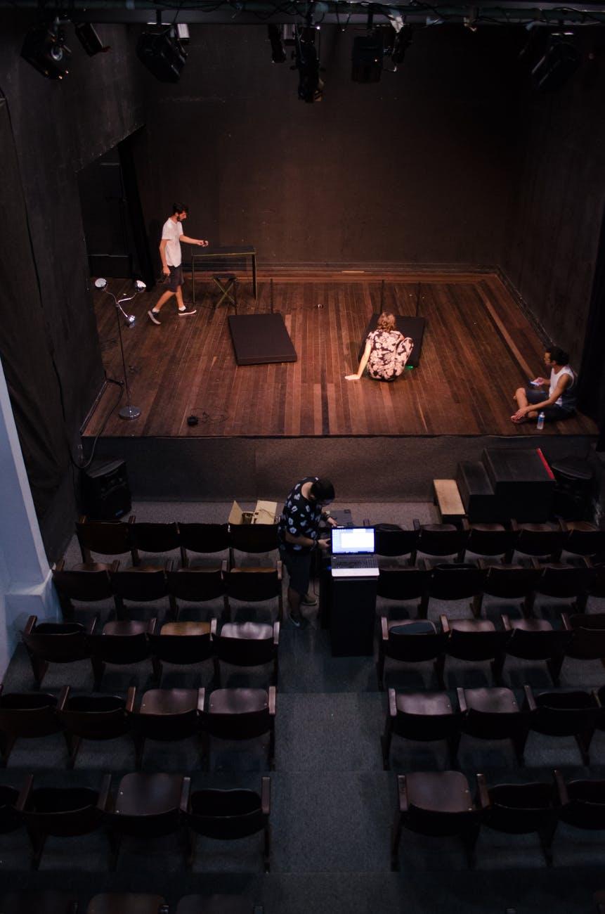 club #19 atelier de teatru film