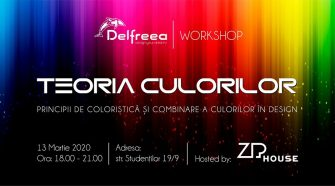 teoria culorilor workshop