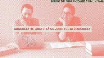 consultație gratuită cu jurist și urbanist
