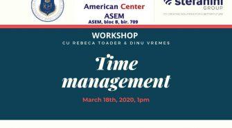 time management workshop asem