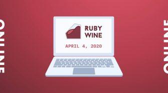 Ruby Wine conferință online
