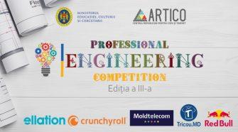Professional Engineering Competition pentru liceeni