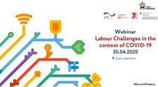 webinar online provocările în raportul de muncă