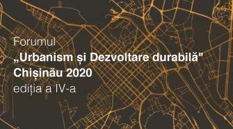 "Forumul ""Urbanism și Dezvoltare durabilă"""