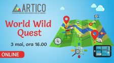 World Wild Quest artico divertisment