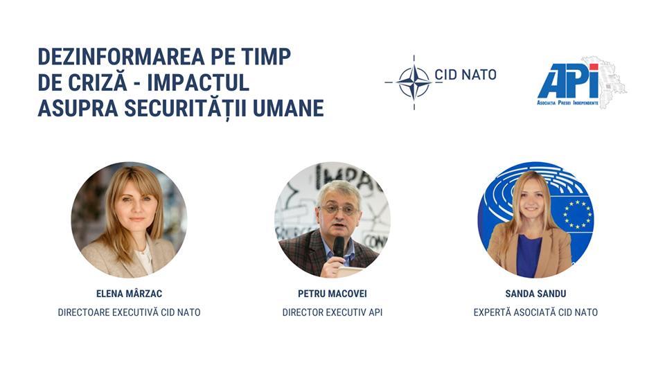 CID NATO eveniment online