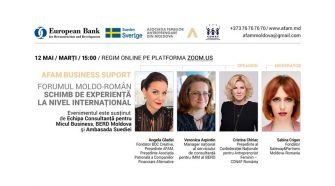 Forumul Moldo - Român business