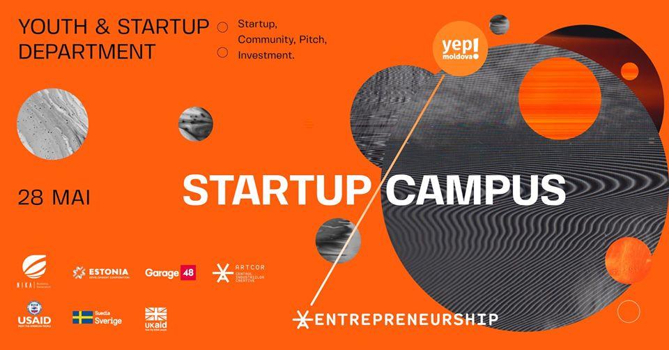 conferința internațională startup campus