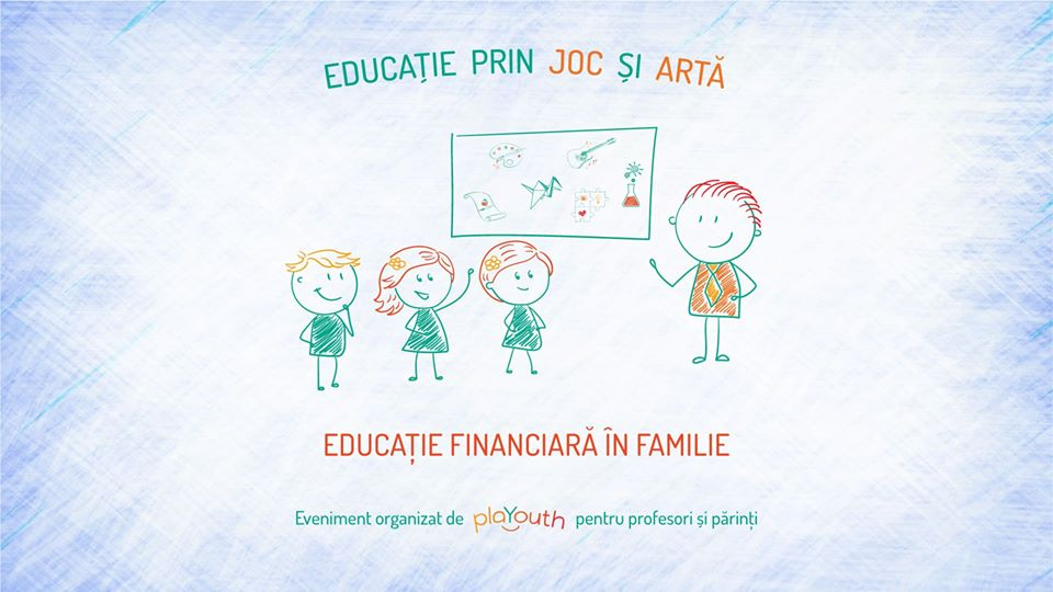 educație financiară webinar