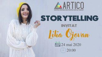 Storytelling webinar lilu ojovan