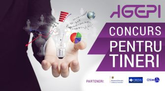AGEPI concurs pentru tineri
