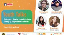 Youth Talks pentru tineri