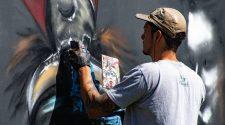 proiect pentru liceeni picturi murale