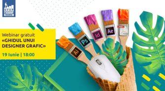 designer grafic webinar