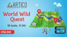 world wild quest artico
