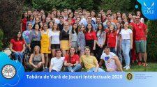 Tabăra de Vară de Jocuri IntelectualeTabăra de Vară de Jocuri Intelectuale