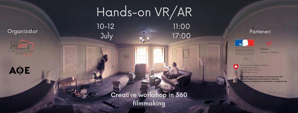 filmarea in 360 workshop