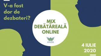 MIX DEBĂTĂREALĂ Online