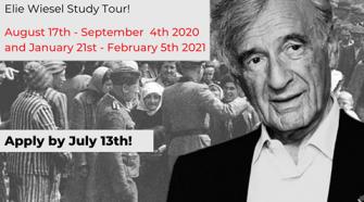 Elie Wiesel Study Tour